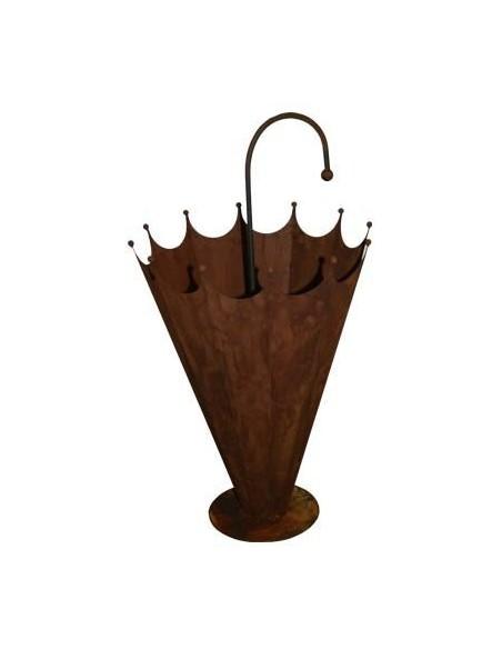 Nicht mehr im Sortiment Schirmständer zum Bepflanzen 30 cm hoch Höhe ohne Stab ca. 30cm, Ø 23cm. Gesmthöhe ca. 50 cm