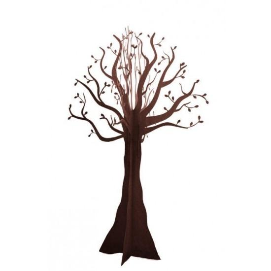 Kunstbaum Metall 1 Meter hoch