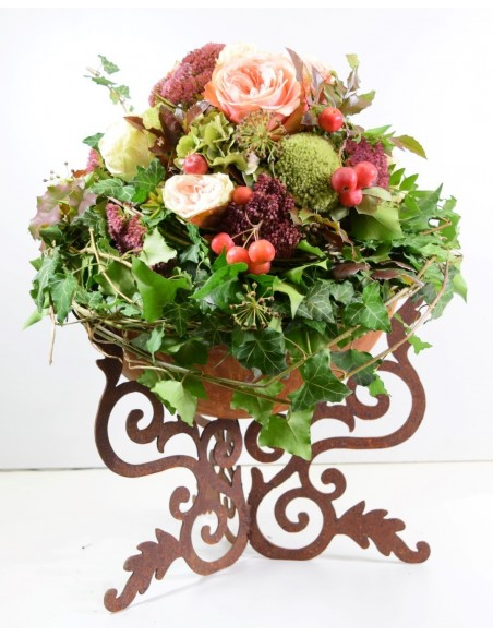 Blumenschale mit Ständer