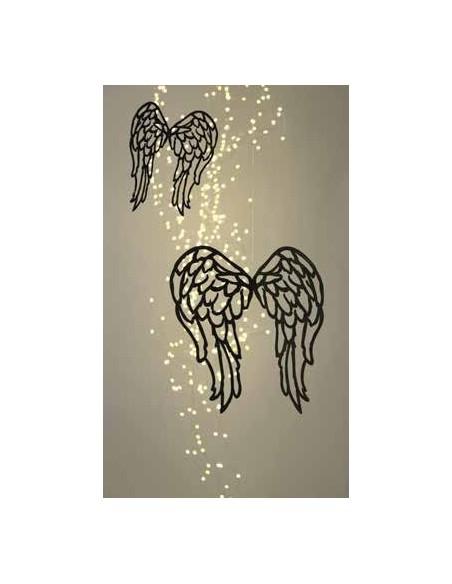 romantisch beleuchtet