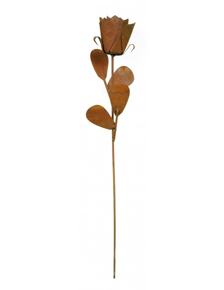 Rose Gartenstecker 35 cm hoch