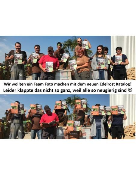 Edelrost Katalog 2019 mit 500 Gartendeko Rost Ideen