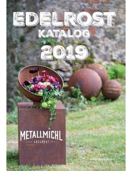 Edelrost Deko Katalog 2019 Metallmichl | Gartendekoration Rost