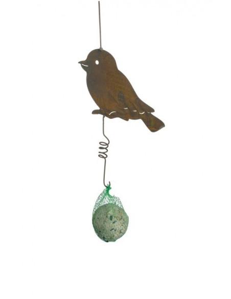 Meisenknödel Deko für Vögel selber machen