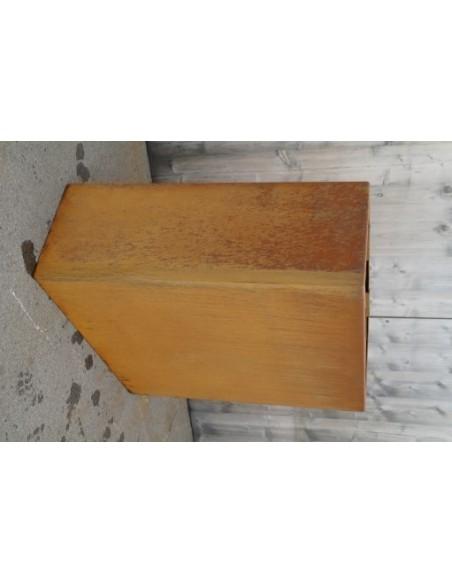 Hochbeet, Raumteiler, Pflanzbeet rechteckig, Breite 75 cm Höhe 80 cm Tiefe 30 cm