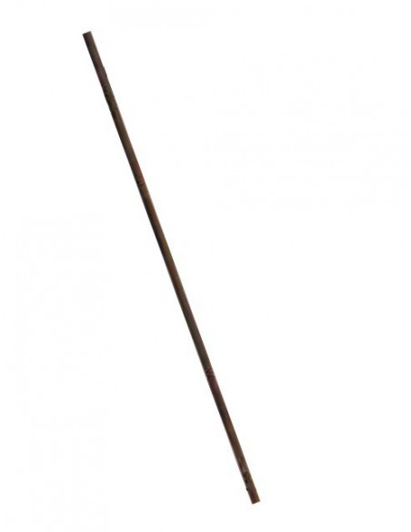 Eisenstange rund als Zubehör Gartenstecker - Länge 120 cm / Materialdicke 8 mm