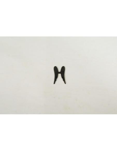"""Flügel zu Engel """"Achaiah"""" 1, Höhe 4 cm, Breite 2,5 cm"""