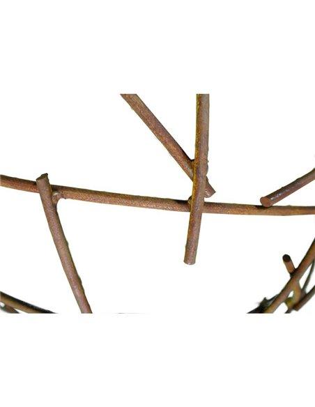 Draht Kugel 80cm