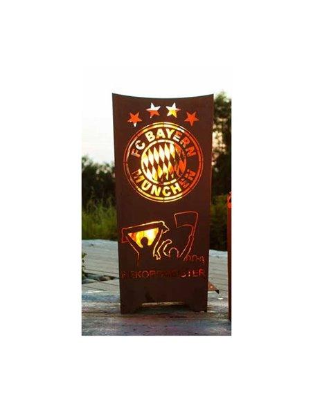 "FC Bayern Feuerkorb ""Rekordmeister"""