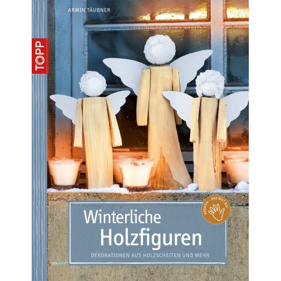 Buch Winterliche Holzfiguren