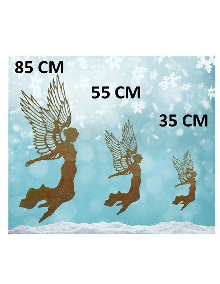 """Engel fliegend """"Aurelie"""" XL - Höhe 85 cm zum Aufhängen"""