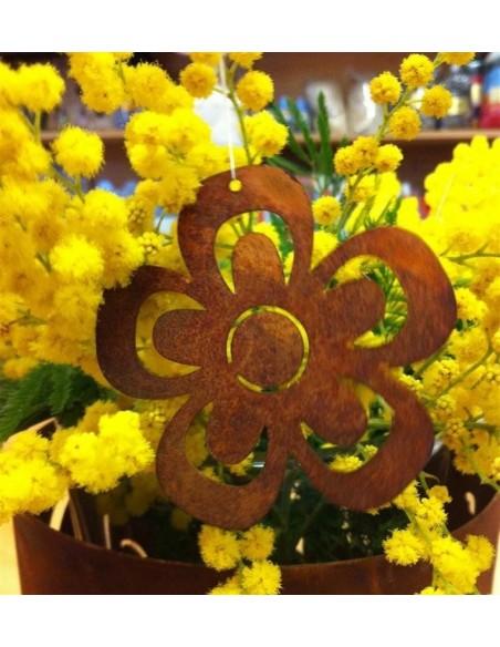 Anhänger für Blumenstrauß dekorieren