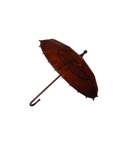 Start XL Deko Schirm aus Metall Ø 80 cm zum Bepflanzen  dieser tolle Dekoschirm ist eine besonders große Deko Idee für einen Ba