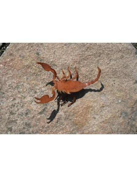 Gartendeko Skorpion