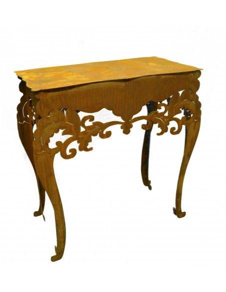 """Tische, Stühle und Möbel Tisch - Barock - niedrig, Höhe 78 cm - Barock Deko Tisch """"Barock"""" Höhe 78 cm, Breite 75 cm, Tiefe 35"""