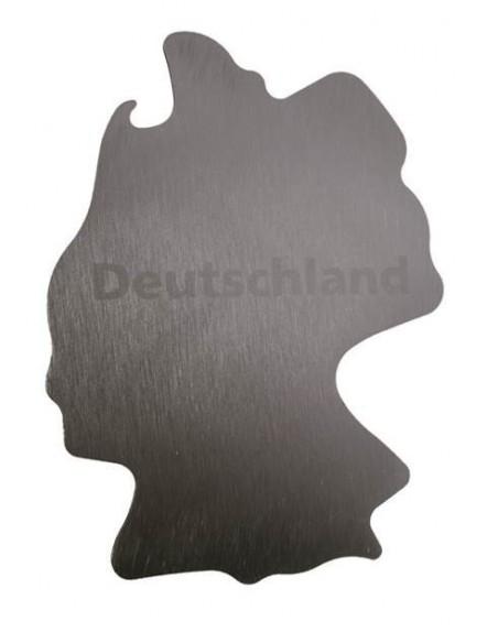 Flaschenöffner mit Deutschlandkarte