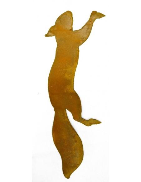 laufendes Eichhörnchen mit Baumspieß Eichhörnchen Direktstecker Eichhörnchen zum