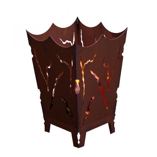 Feuerkorb Mystik - Höhe 64 cm