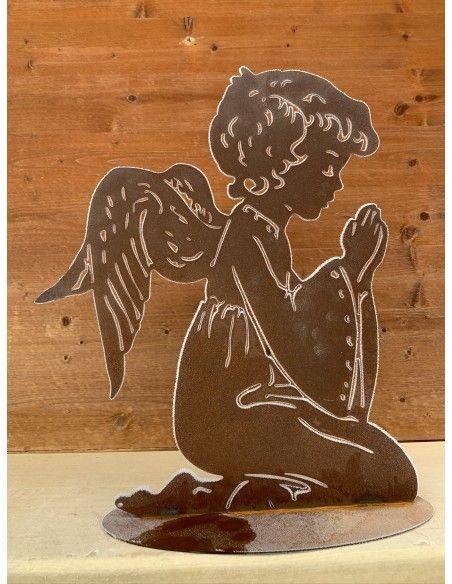 """Engelfiguren kaufen und Engel Bastel-Ideen Betender Engel JOPHIEL - Höhe 50 cm - groß - Weihnachtsengel Betender Engel """"JOPHIEL"""""""
