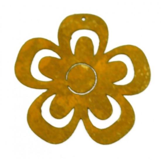 Metall Blume für Frühlingsdeko
