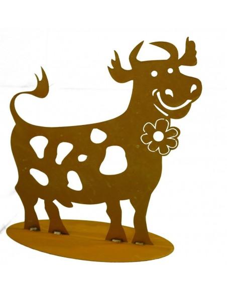 Lusitge Kuh Garten
