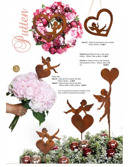 Feuerschalen GRATIS - Deko Katalog 2021 - Gartendeko - Sichtschutz und schöne Sprüche Kostenloser Deko Katalog vom Metallmichl f