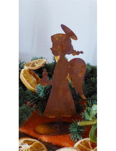 Weihnachtsdeko Engelchen tischdeko