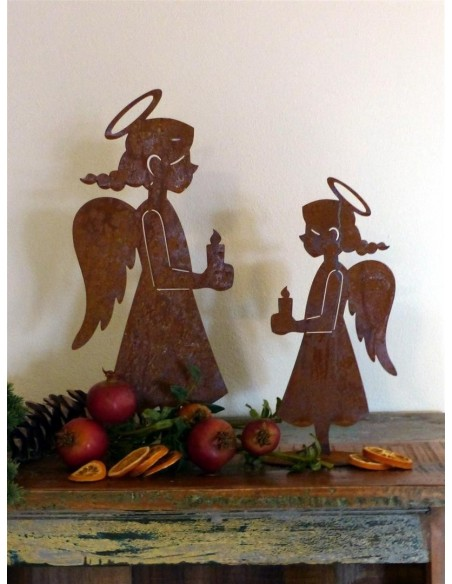 Engelchen für Regal zu Weihnachten