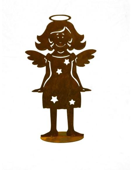 Engel im Sternenkleid