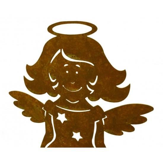 Engelfigur klein süßes Gesicht