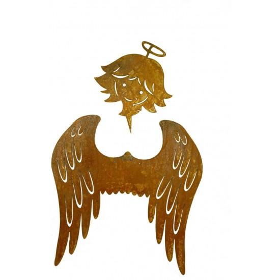 Engel Babsi Metallsatz