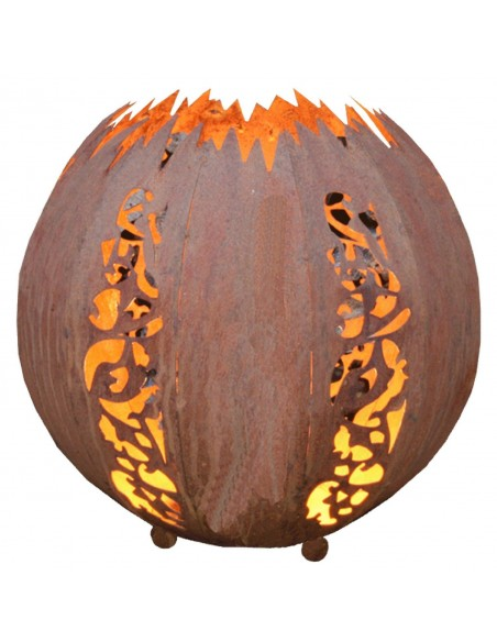 Kugel Mosaik D:30 cm zum Beleuchten