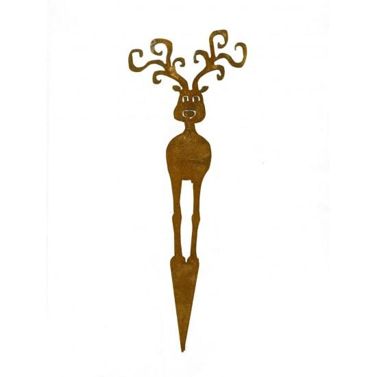 Rudolf Stecker 55 cm Gesamtlänge