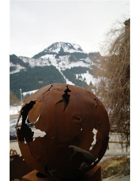 Kugel Riss 40 cm Durchmesser