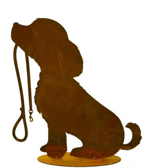 Hund Rocki 30 cm
