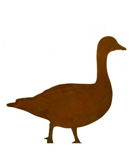 kleine Ente Agathe - 35 cm hoch
