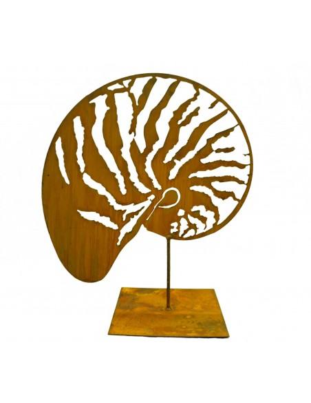 "Muschel ""Nautilus"" groß 47-60 cm"