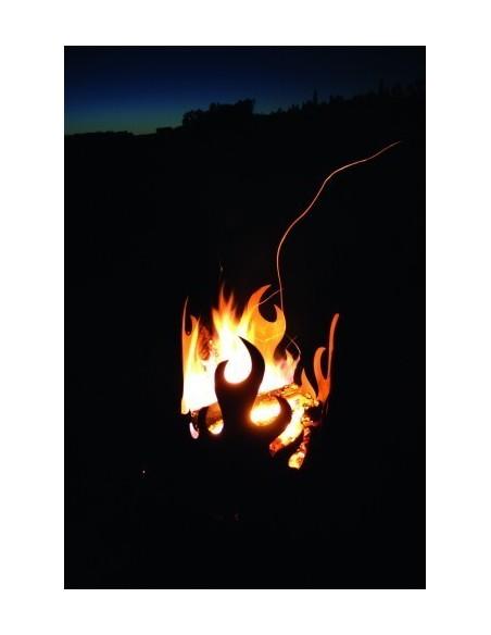 Flammenkorb 45 cm x 35 cm