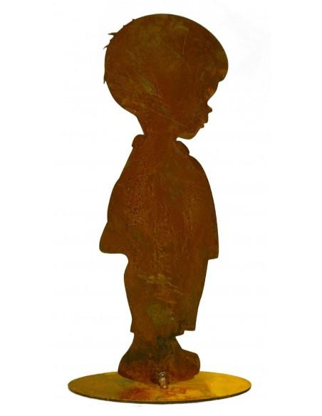 Kind Leo 20 cm auf Bodenplatte