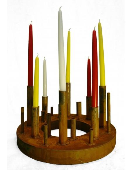 Kerzenleuchter Ring