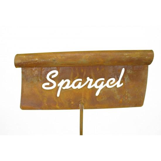 Gemüsestecker Spargel