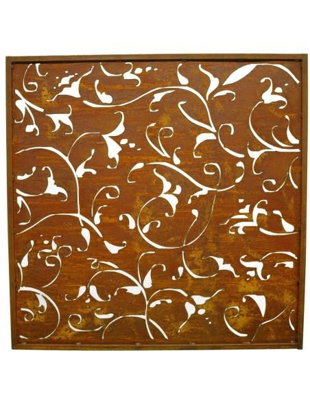 """""""Florenz"""" Sichtschutz Element 100 x 100 cm"""
