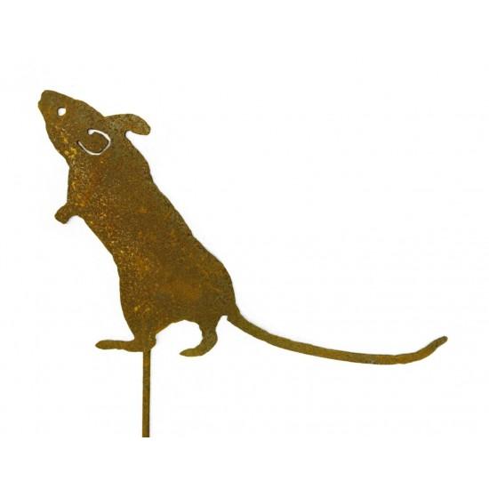 Rost Maus zum Stecken