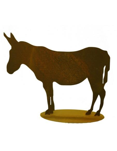 Esel 50 cm hoch 60 cm lang