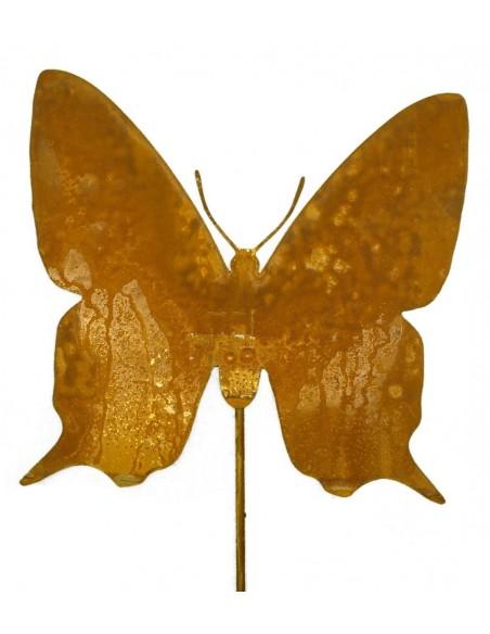 Schmetterling -Tamara- auf Stab 100 cm