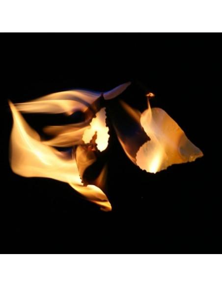 Feuerkugel Herz