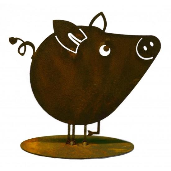 Schweinchen -Rosa-