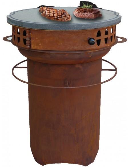 Stehgrill Feuerstelle Togo