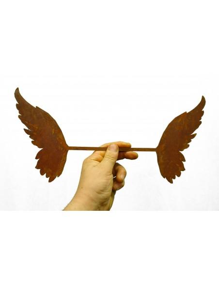 Flügel zum Wickeln B Flügel 17cm, Band 15cm