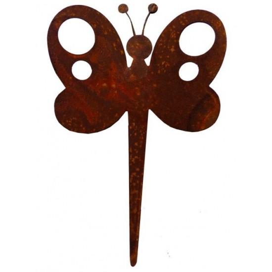 Schmetterling mini Stecker